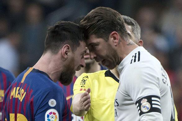 Sergio Ramos thừa nhận Real khó vô địch La Liga - Ảnh 3.