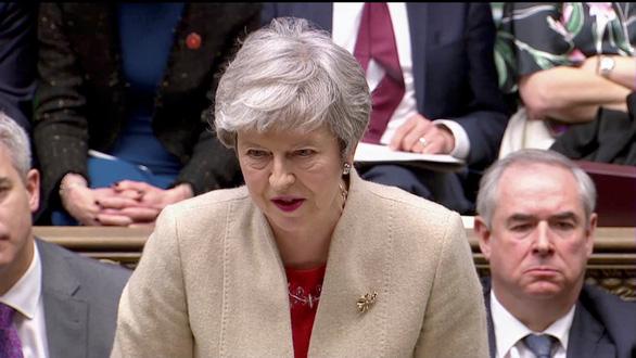 Lần 3 Brexit bị bác bỏ, Thủ tướng Anh thất vọng - Ảnh 1.