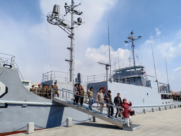 Nhiều quy định 'oái oăm', du lịch Triều Tiên vẫn sốt với khách Việt - Ảnh 2.