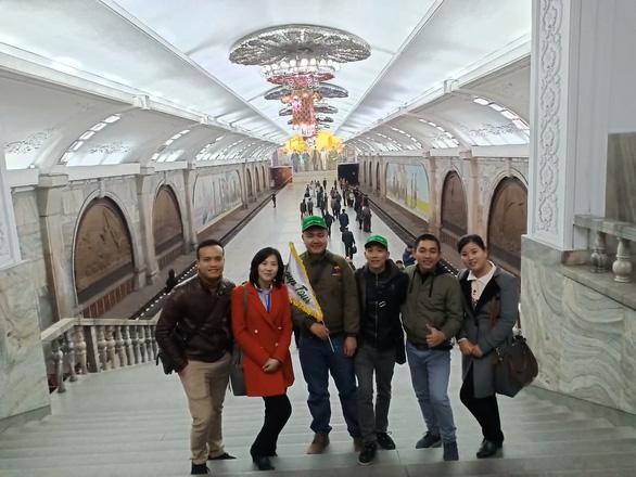 Nhiều quy định 'oái oăm', du lịch Triều Tiên vẫn sốt với khách Việt - Ảnh 1.