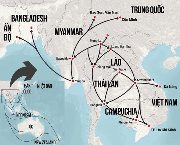 Myanmar bắt giữ gần 2 tấn ma túy đá chỉ trong 1 tuần - Ảnh 2.