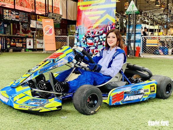 Sân chơi đua xe chuyên nghiệp Go-Kart sẽ có mặt ở Việt Nam - Ảnh 1.