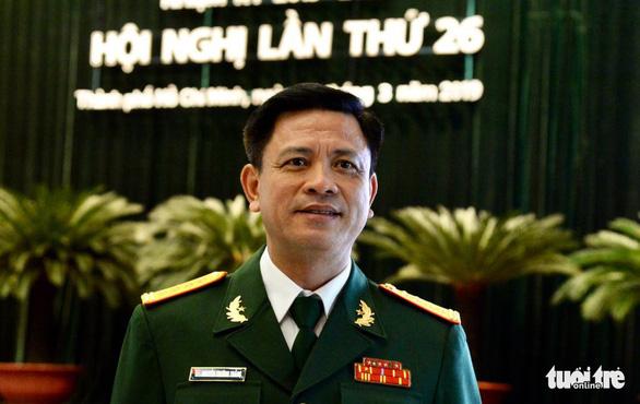Đại tá Nguyễn Trường Thắng tham gia Ban thường vụ Thành ủy TP.HCM - Ảnh 1.