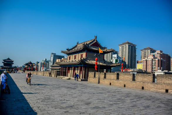 Bất động sản Tây An tiếp tục tăng giá nhanh nhất Trung Quốc - Ảnh 1.