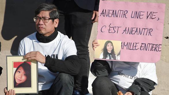 Hàng trăm người dân Pháp tìm nữ sinh gốc Việt mất tích 6 tháng - Ảnh 2.