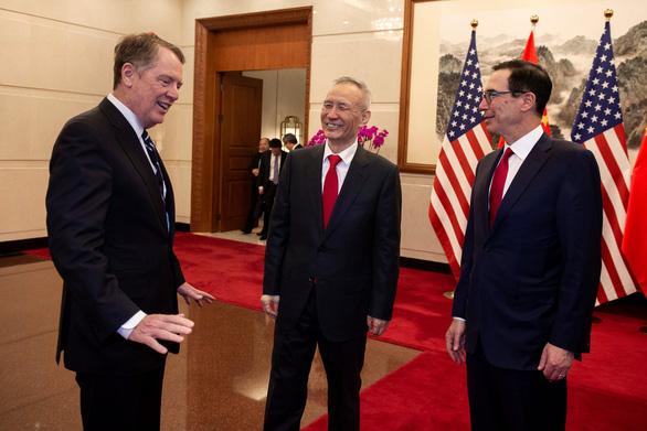 Nhà Trắng: đàm phán thương mại tại Bắc Kinh đạt tiến bộ mới - Ảnh 1.