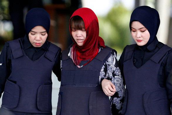 Ý kiến luật sư: Đoàn Thị Hương phải được trả tự do theo luật Malaysia - Ảnh 1.