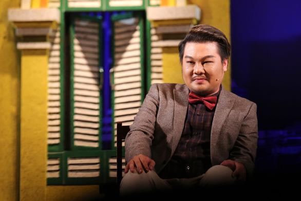 Thái Kim Tùng: chánh diện, phản diện xử được hết - Ảnh 3.