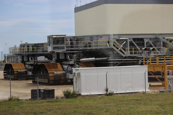 Ghé Trung tâm vũ trụ Kennedy tham quan sao Hỏa - Ảnh 5.