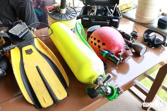 500kg hành lý phục vụ thám hiểm sông ngầm hang Sơn Đoòng - Ảnh 2.