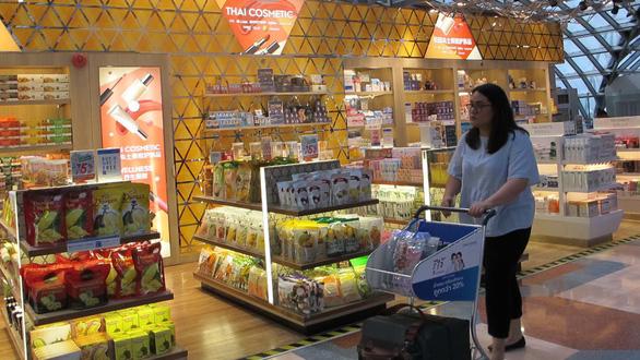 Kinh doanh miễn thuế trong sân bay Thái Lan: Chấm dứt độc quyền - Ảnh 1.