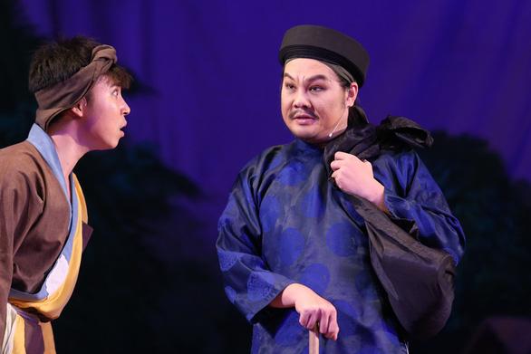 Thái Kim Tùng: chánh diện, phản diện xử được hết - Ảnh 1.