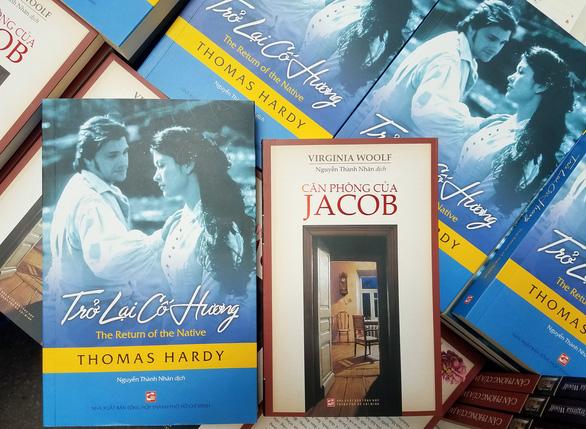 Ra mắt sách của hai tác giả khủng nền văn học Anh - Ảnh 2.