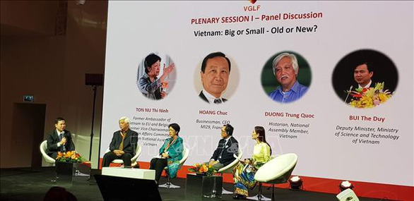 Tìm cách lập mạng lưới nhân tài người Việt trên khắp thế giới - Ảnh 1.