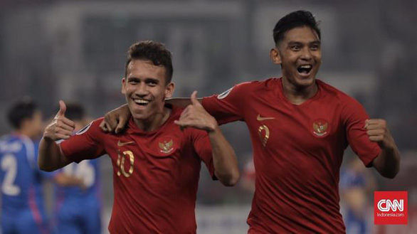 U-23 Indonesia mang ngôi sao được các CLB nổi tiếng ở châu Âu mời chào đến Việt Nam - Ảnh 1.