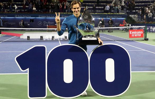 307 kỷ lục quần vợt nhưng Federer vẫn chưa có điểm dừng - Ảnh 1.