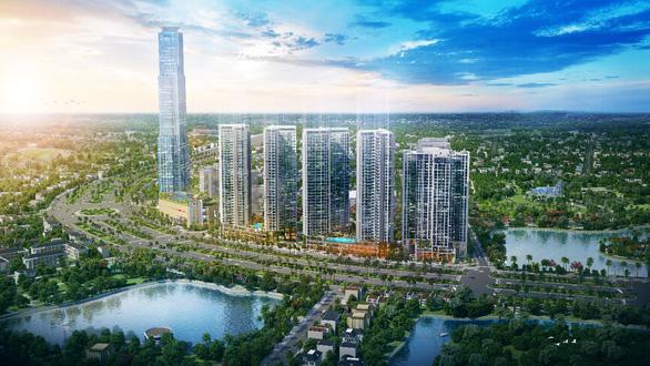 Eco Green Saigon bán những căn cuối 2 tòa mặt tiền đại lộ Nguyễn Văn Linh - Ảnh 1.