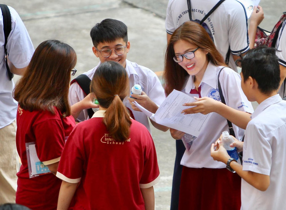 Ngày thi trung học phổ thông quốc gia năm 2019 dự kiến - Ảnh 1.