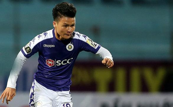 Bán được hàng trăm áo đấu, CLB Hà Nội tự tin mơ xa - Ảnh 1.