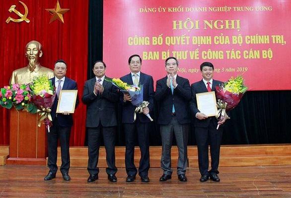 Bí thư Buôn Ma Thuột làm bí thư Đảng ủy Khối doanh nghiệp trung ương - Ảnh 2.