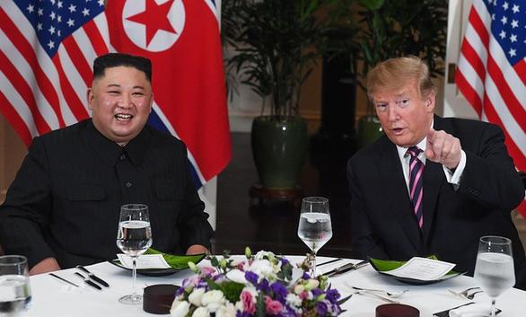 Mỹ tin phi hạt nhân hóa Triều Tiên diễn ra trong nhiệm kỳ đầu của ông Trump - Ảnh 1.