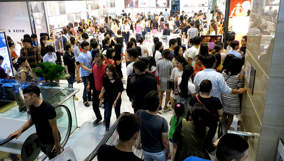 Cuộc rượt đuổi mới của bán lẻ Việt - Ảnh 1.