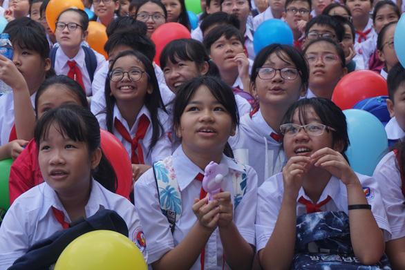 Tuyển sinh lớp 6 năm học 2019-2020 ở TP.HCM là xét tuyển - Ảnh 1.