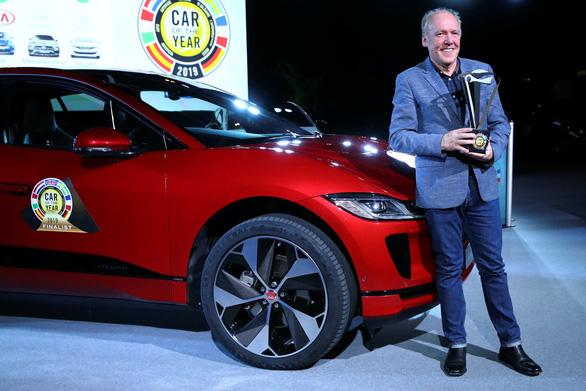 Xe điện Jaguar I-PACE được bầu chọn là 'Xe của năm 2019' - Ảnh 2.