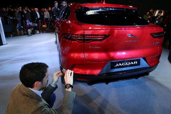 Xe điện Jaguar I-PACE được bầu chọn là 'Xe của năm 2019' - Ảnh 3.