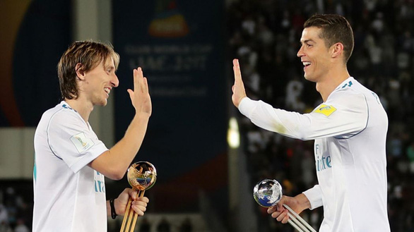 Luka Modric thừa nhận Real Madrid rất nhớ Cristiano Ronaldo - Ảnh 1.
