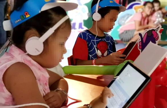 Ngăn hình ảnh độc trên mạng: Nhận diện mối nguy với trẻ - Ảnh 1.