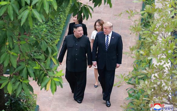 Tín hiệu nối lại đàm phán Mỹ - Triều - Ảnh 1.