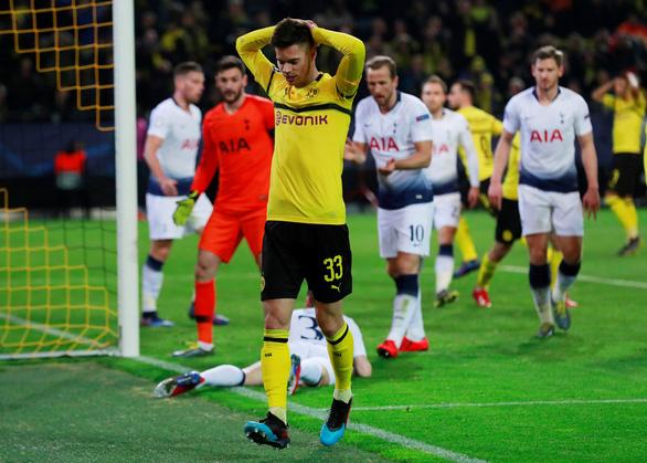 Bất lực trên sân nhà, Dortmund bị Tottenham loại khỏi Champions League - Ảnh 3.