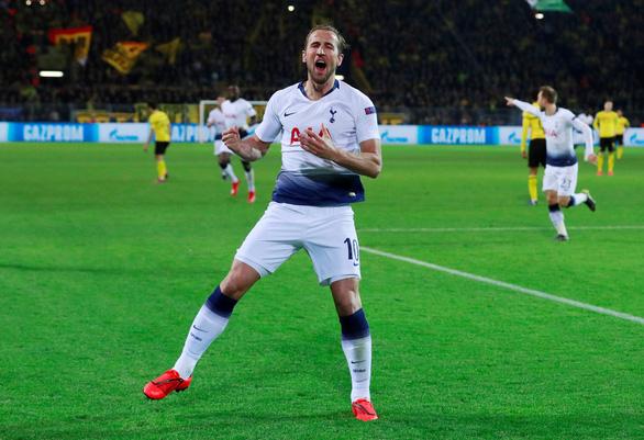 Bất lực trên sân nhà, Dortmund bị Tottenham loại khỏi Champions League - Ảnh 2.