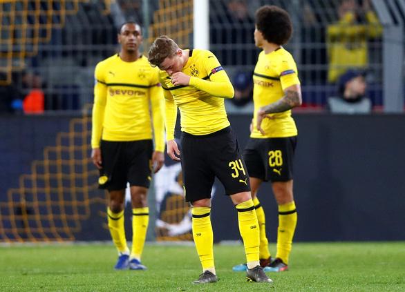 Bất lực trên sân nhà, Dortmund bị Tottenham loại khỏi Champions League - Ảnh 1.