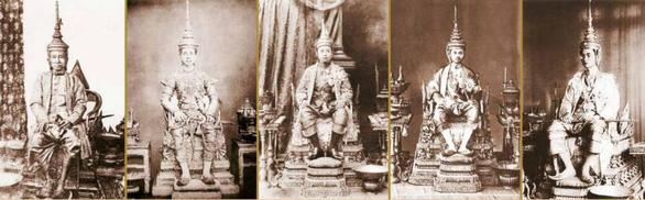 Nghi thức đăng cơ vua Thái diễn ra như thế nào? - Ảnh 3.