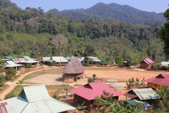 Tây Giang gìn giữ rừng xanh - Kỳ 2: Sống với rừng, chết dựa vào rừng - Ảnh 1.