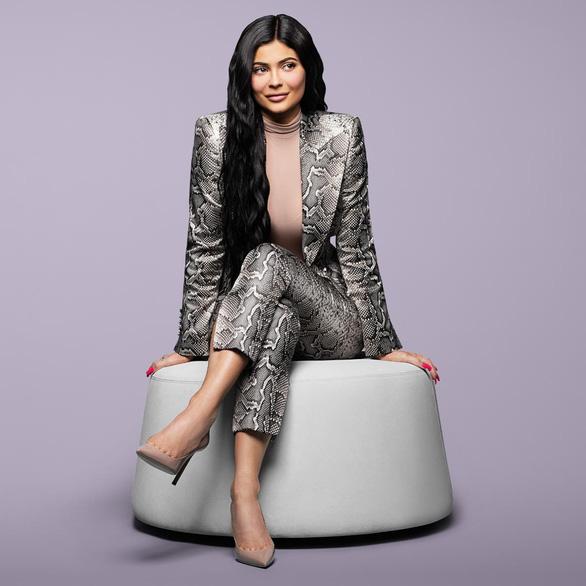 Kylie Jenner - cô gái 21 tuổi thành tỉ phú trẻ nhất thế giới ra sao? - Ảnh 2.