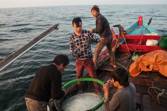 Lao động trên biển cần được xem là nghề đặc thù - Ảnh 1.