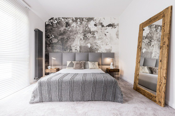 Gợi ý 3 cách làm mới phòng ngủ với giấy dán tường - Ảnh 2.