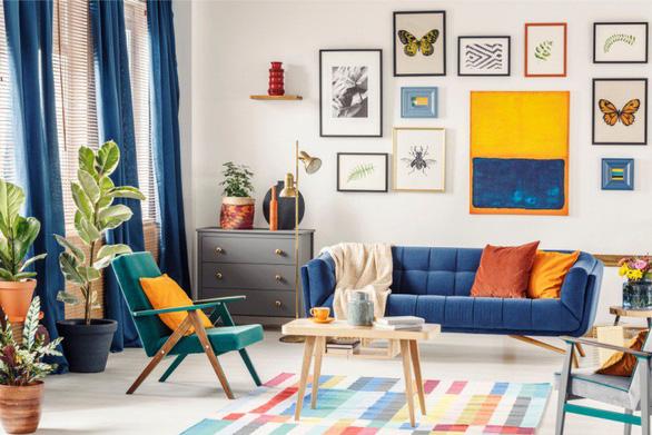 4 xu hướng thiết kế phòng khách trong năm 2019 - Ảnh 1.