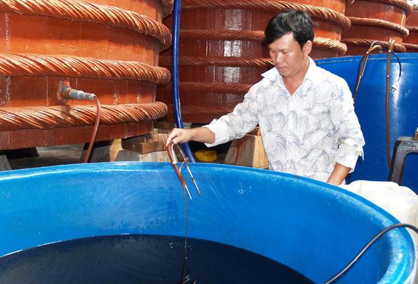 Tạm dừng thẩm định dự thảo tiêu chuẩn về sản xuất nước mắm - Ảnh 1.
