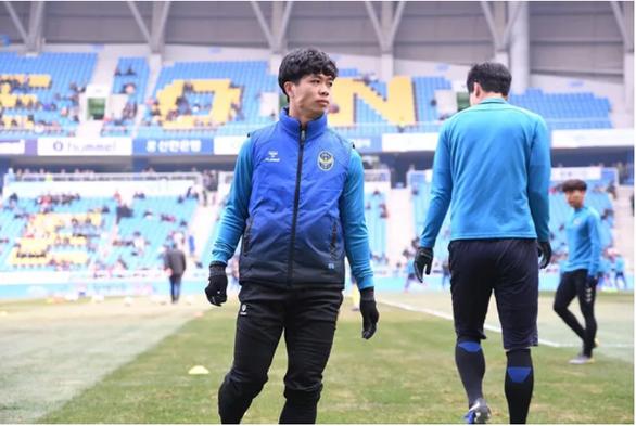 Hàn Quốc phát sóng miễn phí các trận đấu của Công Phượng - Ảnh 1.