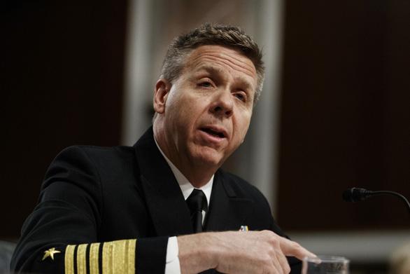 Đô đốc Mỹ: Trung Quốc tăng hoạt động quân sự ở Biển Đông - Ảnh 1.