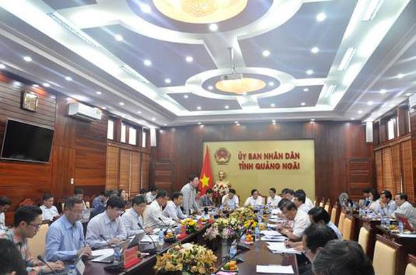 Vướng bồi thường, nhiều dự án ĐZ 220kV tỉnh Quảng Ngãi chậm tiến độ - Ảnh 1.