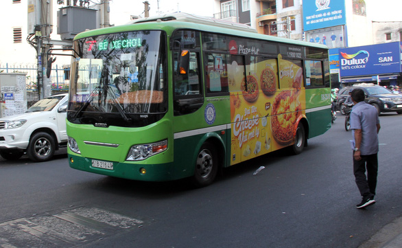 177 tỉ đồng quảng cáo trên xe buýt: chẳng ai quan tâm - Ảnh 1.