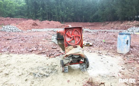Dân 'vây' dự án nuôi tôm phá cả rừng phòng hộ ven biển - Ảnh 6.