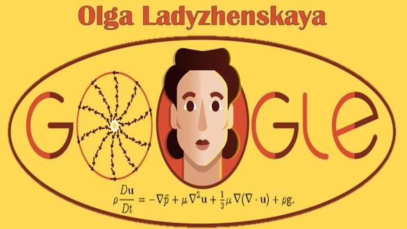 Olga Ladyzhenskaya- nữ khoa học gia được Google vinh danh dịp 8-3 - Ảnh 2.