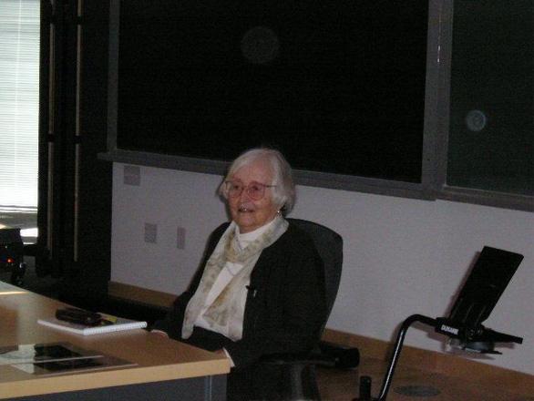 Olga Ladyzhenskaya- nữ khoa học gia được Google vinh danh dịp 8-3 - Ảnh 3.