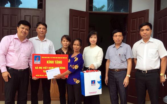 Hoạt động nhân ái của Ban nữ công PV GAS - Ảnh 2.